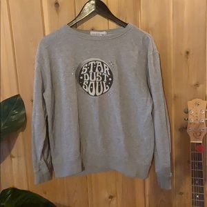 House of Skye Stay Star Dust Soul sweater